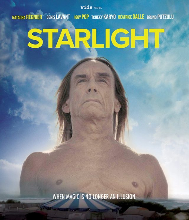 Iggy Pop angelo custode Starlight