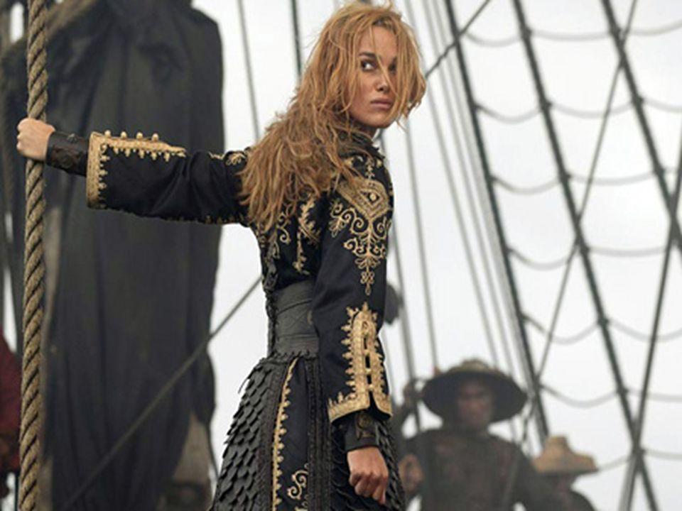 Pirati Caraibi vendetta Salazar ricomparsa Elizabeth