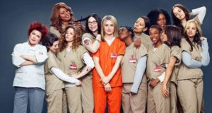 prime immagini Orange is the new black