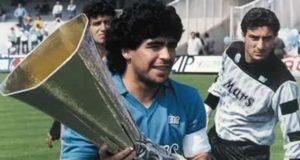 Rapporto Maradona Napoli docufilm