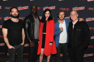 Marvel's Iron Fist NYCC
