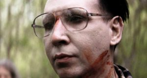 Marilyn Manson assassino