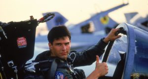 Top Gun 2 Tom Cruise