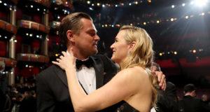 Kate Winslet Lavorare con DiCaprio quando