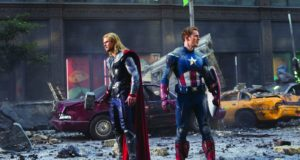 Fisico scolpito supereroi Captain America Thor segreti