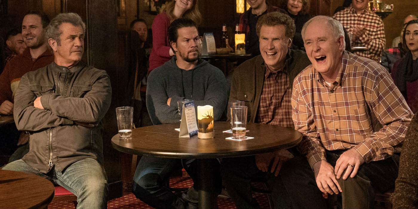 Daddy's Home 2 trailer Mel Gibson