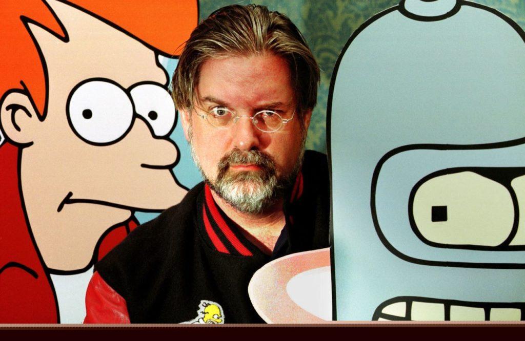 Disenchantment Simpson Futurama Netflix