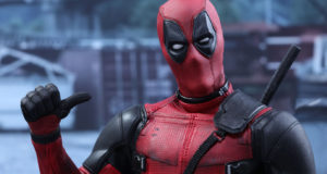 Deadpool 2 nuove foto set