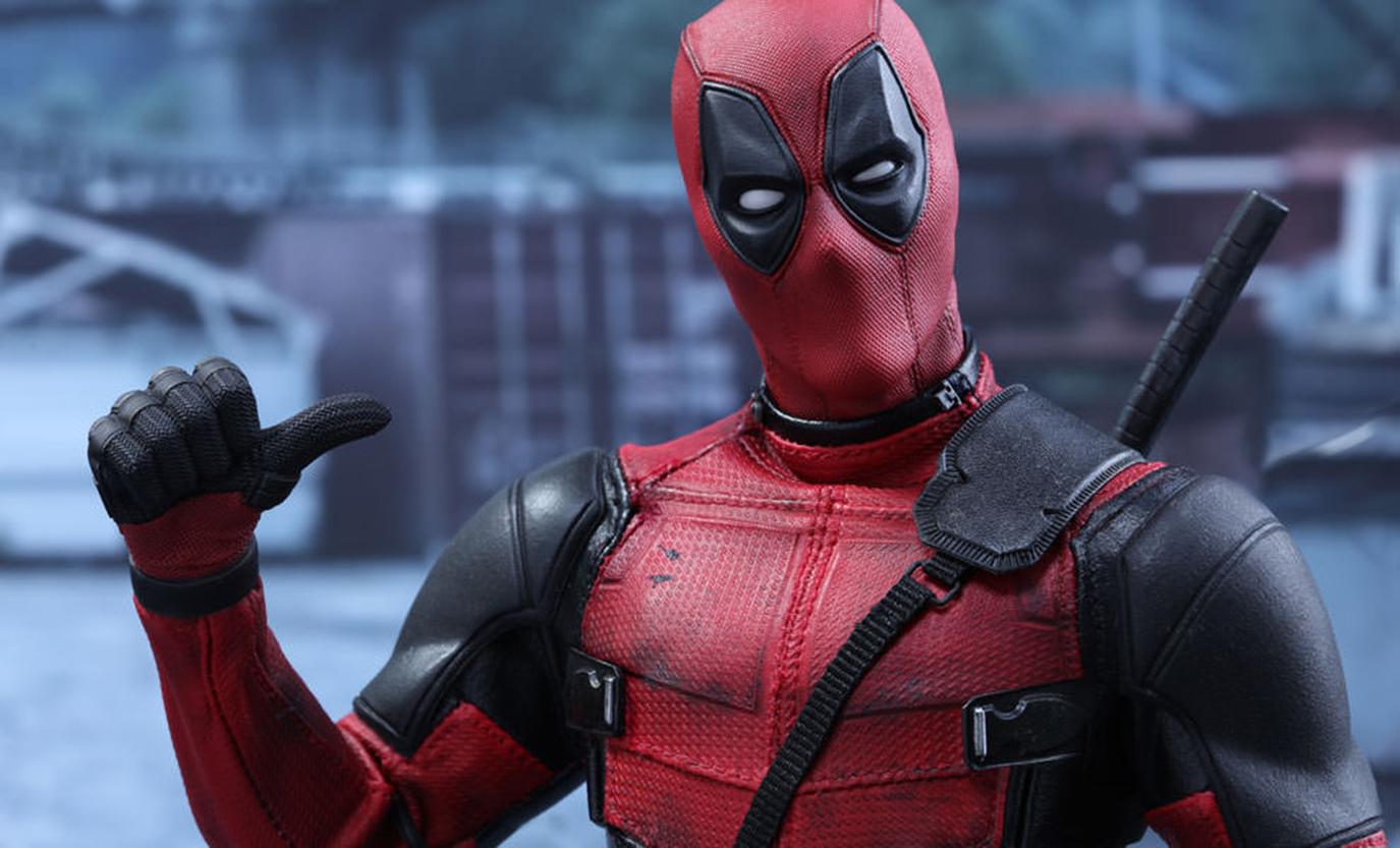 Deadpool 2 nuove foto set