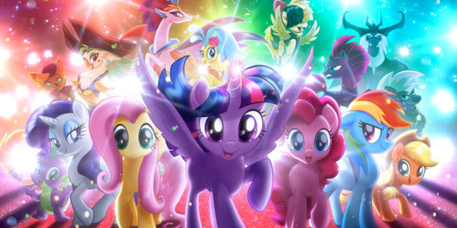 My Little Pony The Movie amicizia