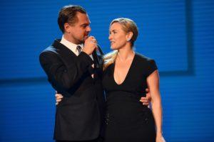 DiCaprio Winslet