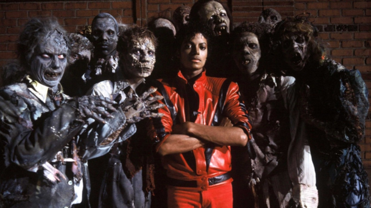 Thriller Michael Jackson 3D