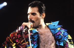 Freddie Mercury film Queen