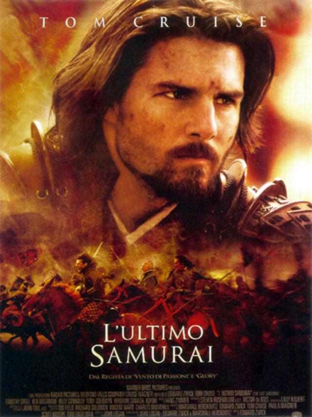 L'ultimo samurai Tom Cruise