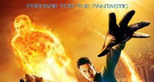 Fantastici 4 Marvel 2005