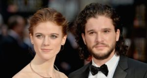 Game Thrones sposi Ygritte Snow