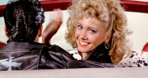 Olivia Newton-John Grease