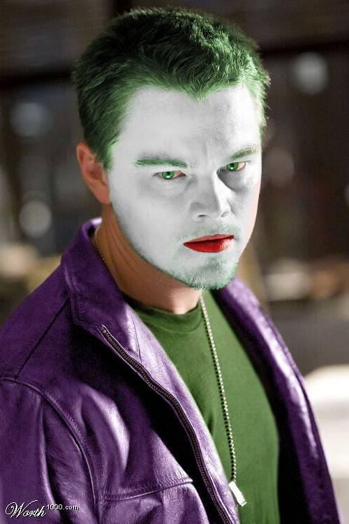 Leonardo DiCaprio sarà Joker