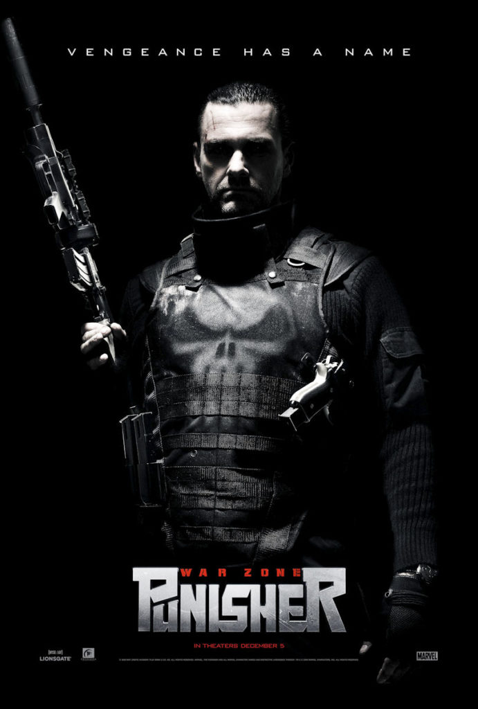 Marvel The Punisher Netflix ottobre