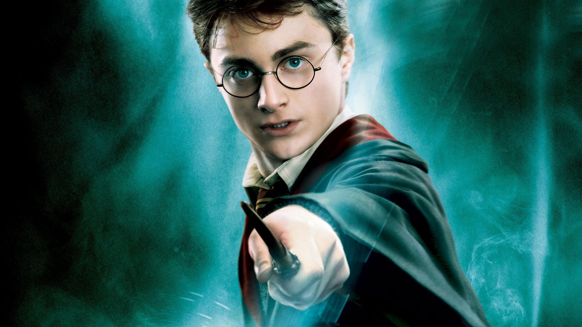 lavoro studi Harry Potter
