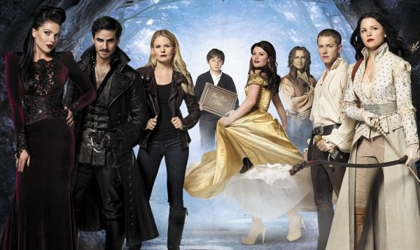nuova stagione once upon time