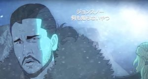 Game of Thrones anime
