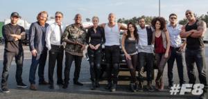 Fast e Furious cast