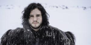 Jon Snow Trono di Spade