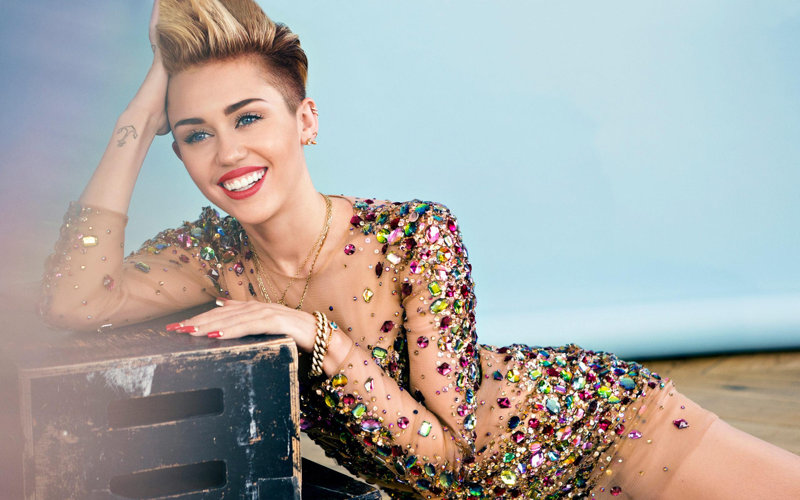 Miley Cyrus traumatizzata