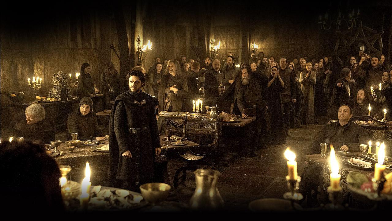 Game of Thrones festa Halloween