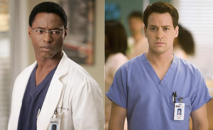 Isaiah Washington T.R.Knight