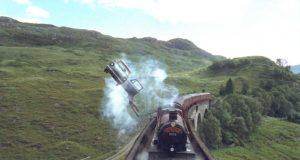 Harry Potter treno