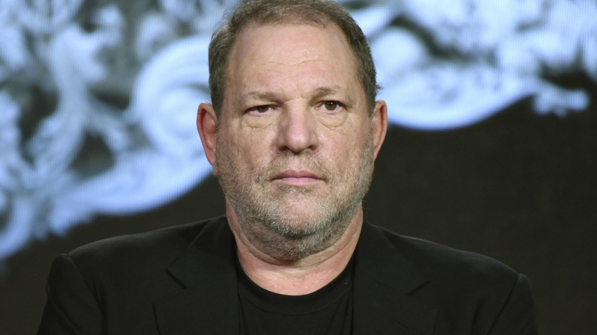 Weinstein molestie