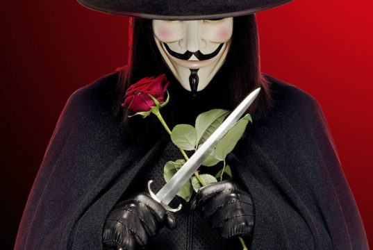 V per Vendetta Serie Tv