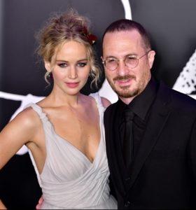Jennifer Lawrence Darren Aronofsky lasciati
