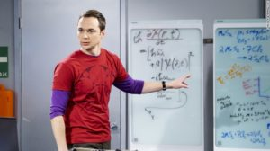 Big Bang Theory Leonard Penny genitori