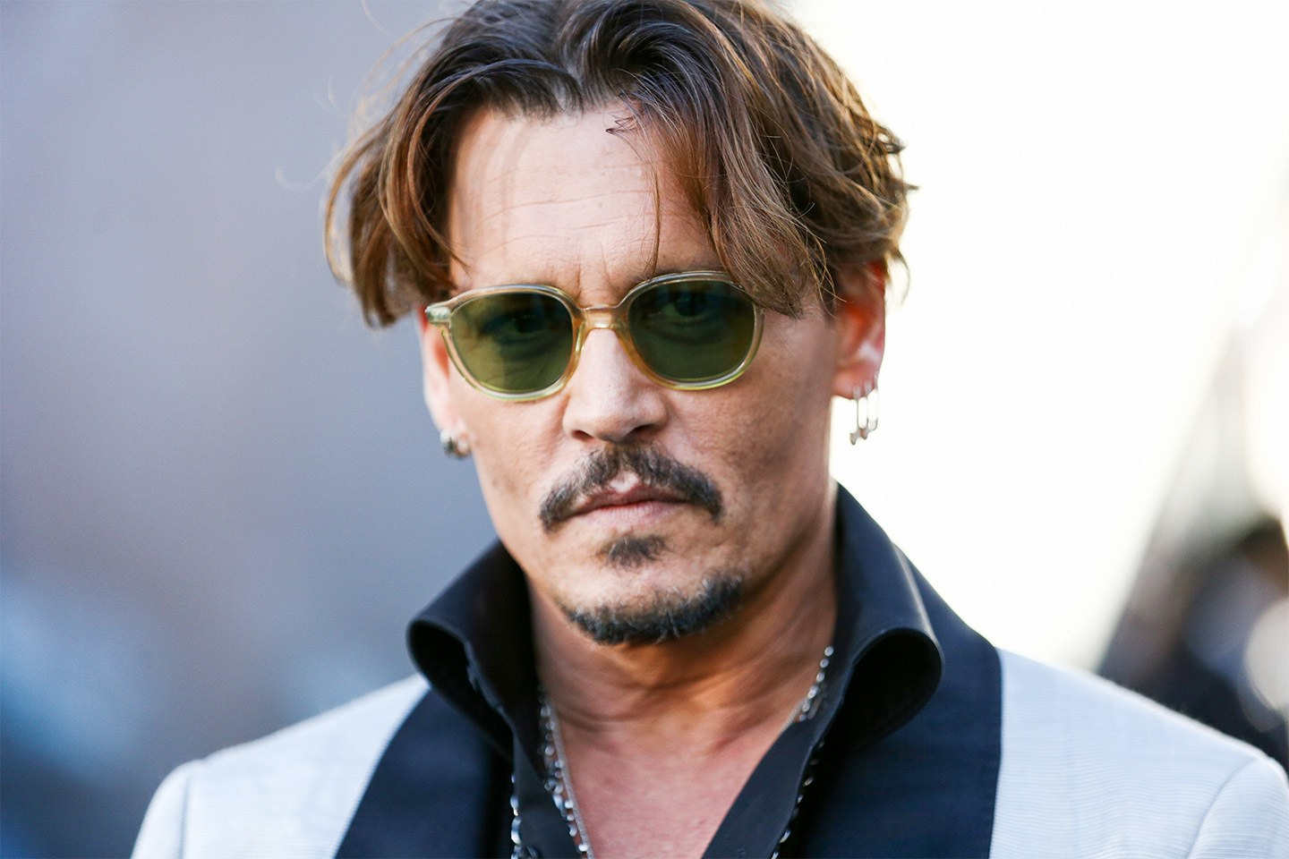 Johnny Depp hot