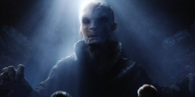 Star Wars Snoke Sith