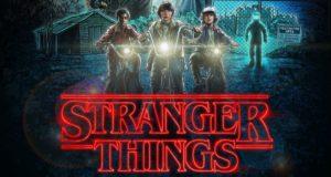 Stranger Things attori