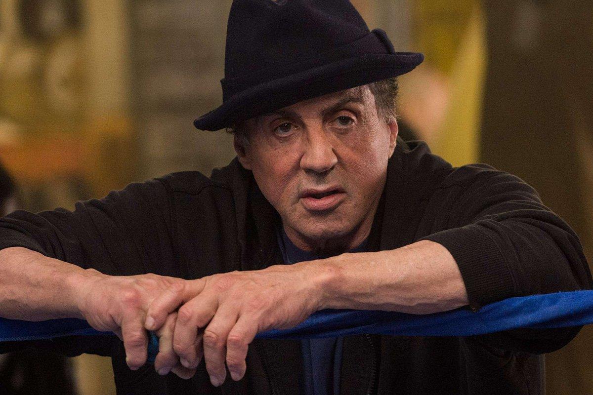 Sylvester Stallone molestie