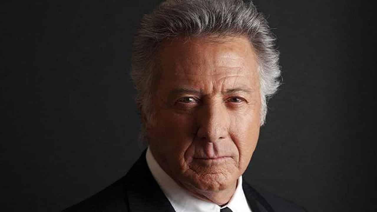Dustin Hoffman molestie