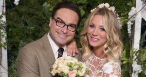 Big Bang Theory Leonard Penny genitori