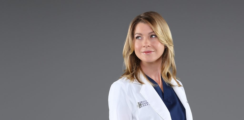 Meredith Grey abbandona carriera