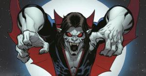 Morbius Marvel Vampiro
