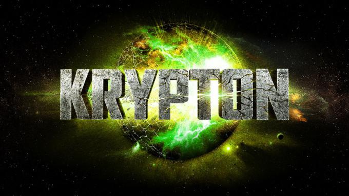 Krypton Serie tv Superman