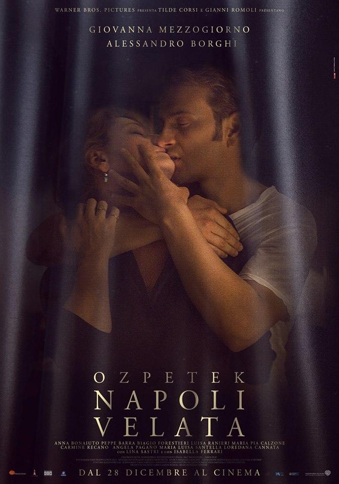 Napoli velata locandina