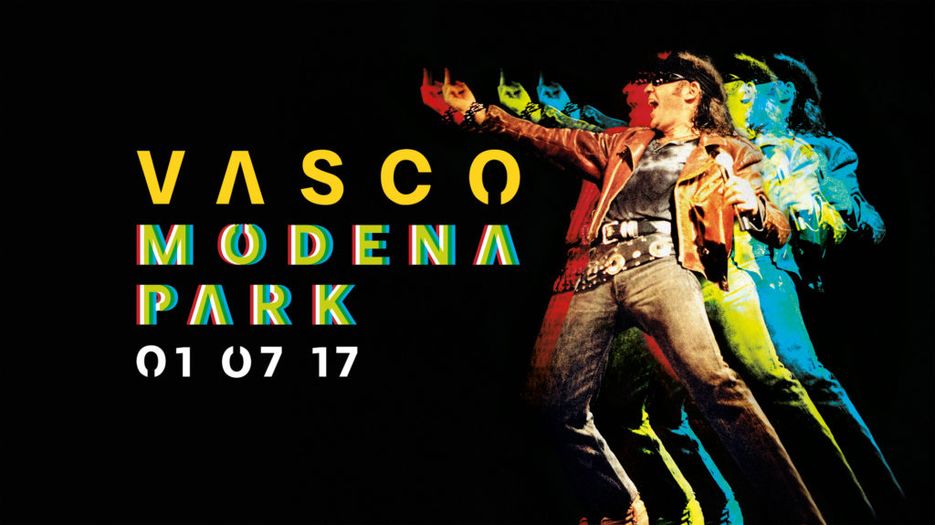 Modena Park film Vasco