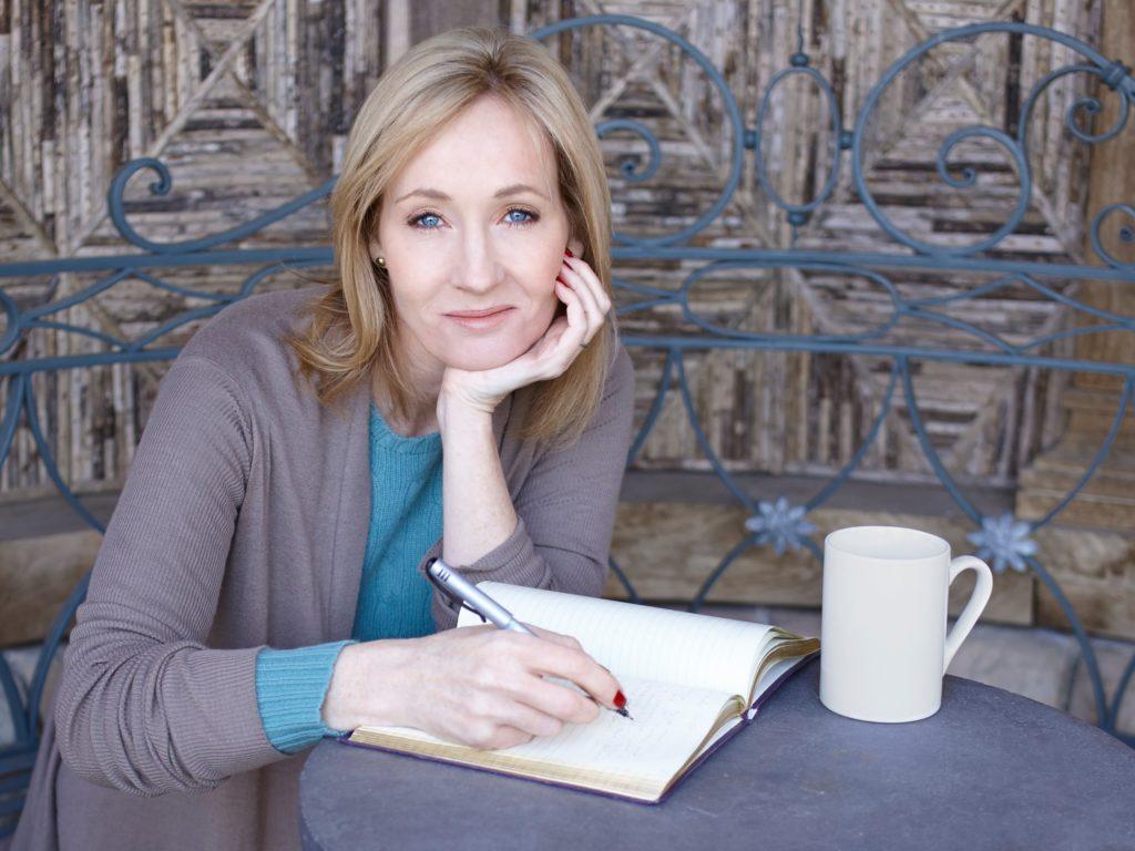 JK Rowling biografia