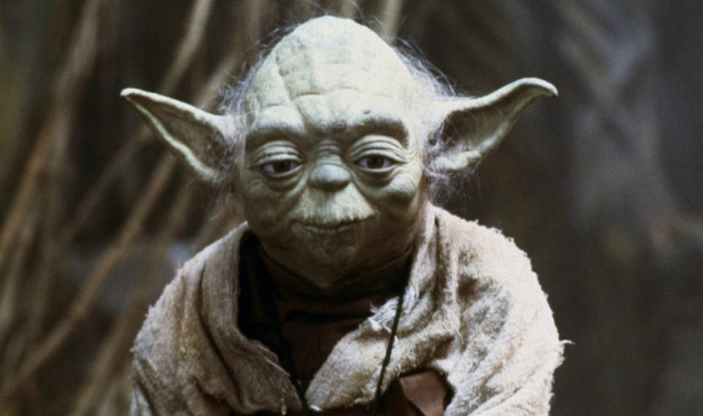 Maestro Yoda ritorno