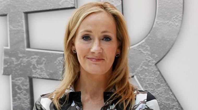 Rowling film biografia